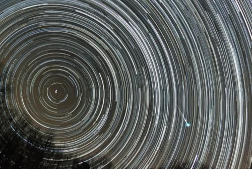 Foto-foto Hujan Meteor Quadrantid yang Populer