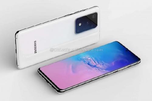 Samsung Galaxy S20 Adopsi Layar Refresh Rate 120 Hz?