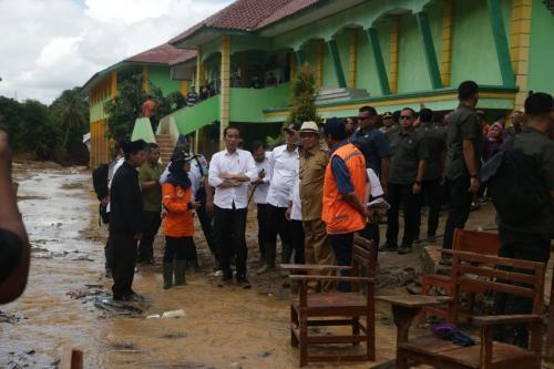 Jokowi di Lebak