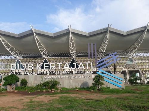 Bandara Kertajati. (Foto : Dok Kemenag)