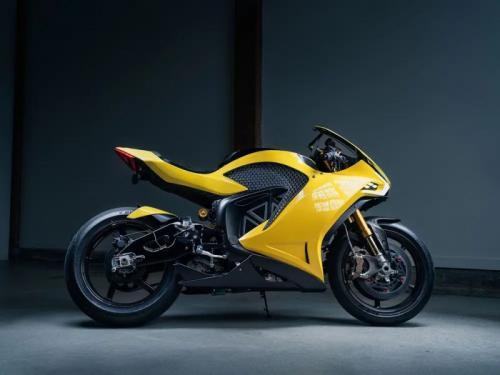 Sepeda Motor Canggih