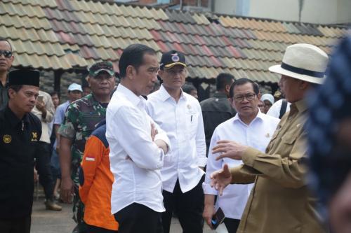 Jokowi ke Lebak