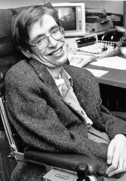 Stephen Hawking. (Foto: Wikipedia.org)
