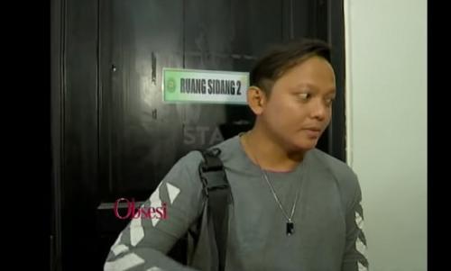Suami Jenita Janet tolak bercerai. (Foto: OBSESI/Starpro Indonesia)