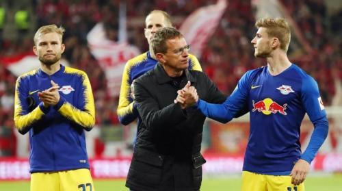 Ralf Rangnick kini menjabat sebagai Direktur Olahraga dan Pengembangan Red Bull Leipzig (Foto: Bundesliga)