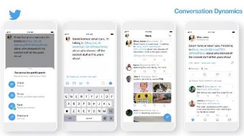 Cegah Cyber Bullying, Twitter Hadirkan Fitur Batasi Balasan Tweet