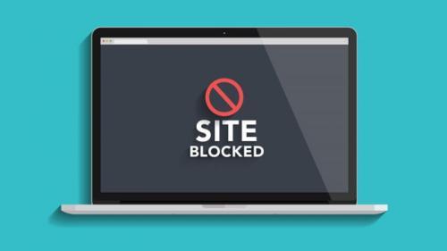 situs diblokir