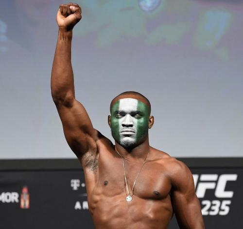 Petarung UFC, Kamaru Usman