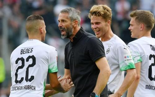 Marco Rose sukses mengangkat Borussia Munchengladbach musim ini (Foto: Bundesliga)