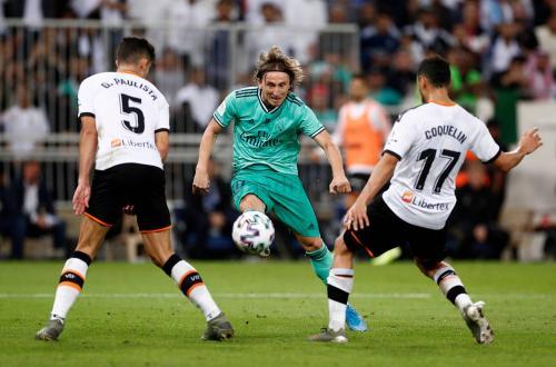 Luka Modric masih bisa bermain di level tertinggi pada usia senja (Foto: Real Madrid)