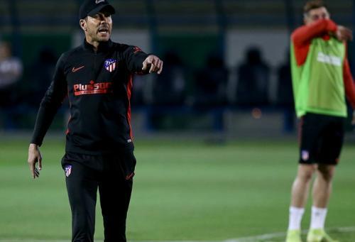 Diego Simeone (Foto: Atletico)