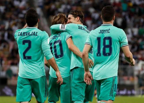 Real Madrid (Foto: Laman resmi Real Madrid)