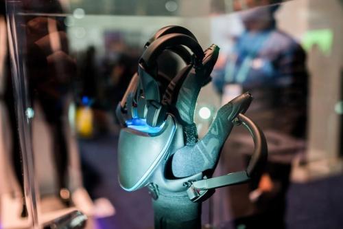 Event CES 2020 didukung oleh 4.400 perusahaan yang memamerkan produk terbaru.