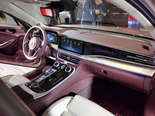 Mobil mewah Hongqi H9