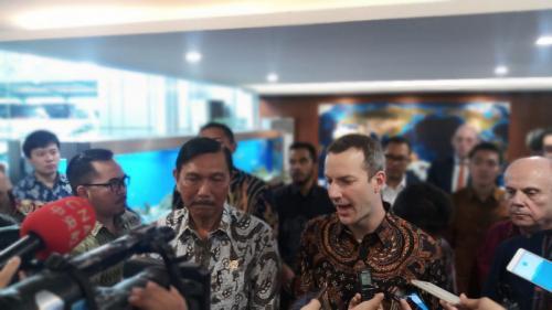 AS Minat Investasi di Indonesia