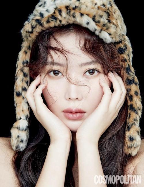 Im Soo Hyang. (Foto: Cosmopolitan)