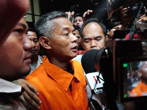 Komisioner KPU, Wahyu Setiawan