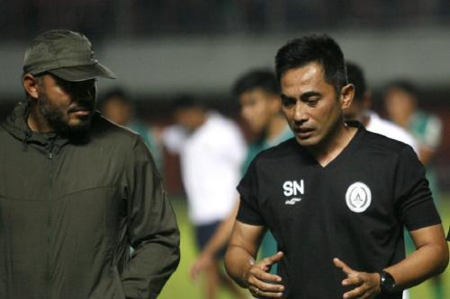 Seto Nurdiantoro tak hadir dalam pertemuan Shin Tae-yong dengan PSSI