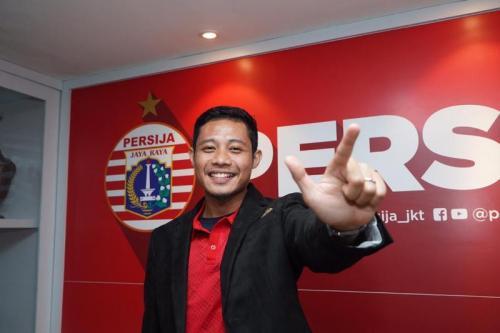 Evan Dimas resmi gabung ke Persija