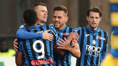 Atalanta siap tampil di Liga Champions