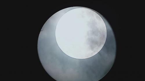 Gerhana bulan penumbra terjadi pada dini hari 11 Januari 2020.