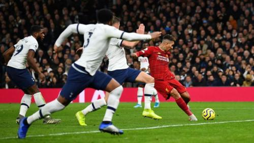 Tottenham vs Liverpool (Foto: Premier League)