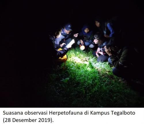 Penelitian di Kampus Tegalboto Unej
