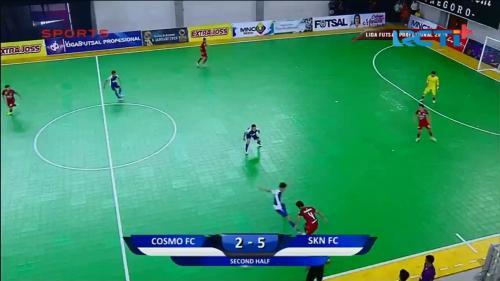 Cosmo FC vs SKN FC