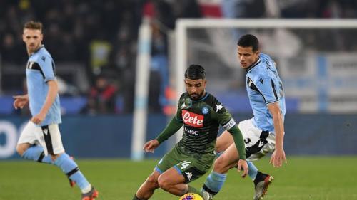 Lazio sukses menaklukkan Napoli 1-0