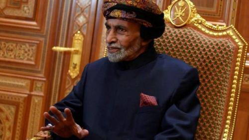 Sultan Qaboos Foto Reuters