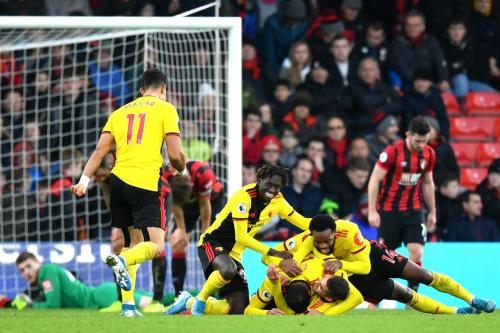 Watford vs Bournemouth