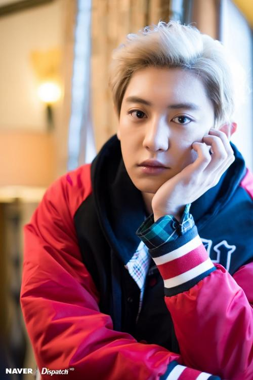 Chanyeol EXO (Foto: Dispatch)