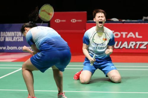 Li Wen Mei/Zheng Yu
