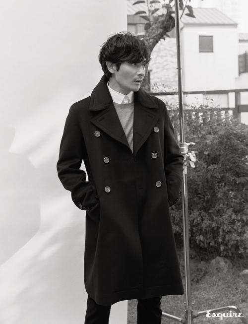 Jang Dong Gun. (Foto: Esquire)