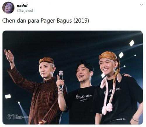 Chen dan Pager Bagus