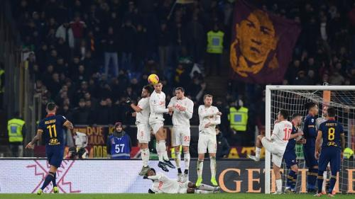 AS Roma vs Juventus