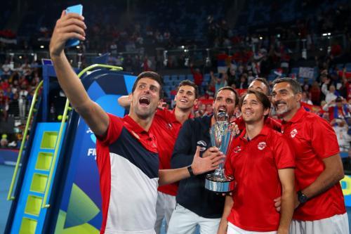 Tim Tenis Serbia