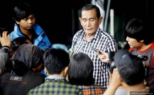 Ketua Dewas KPK Tumpak Hatorangan