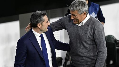 Valverde dan Setien