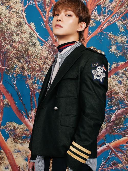 Chen didesak mundur dari EXO. (Foto: SM Entertainment)