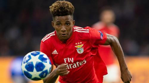 Gedson Fernandes, pemain Benfica