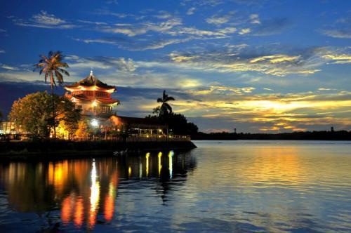 Danau Cheng Qing