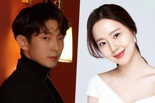Lee Joon Gi dan Moon Chae Won