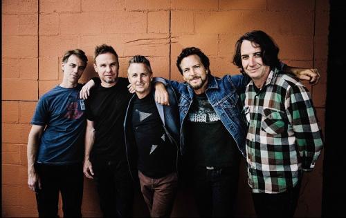 Pearl Jam. (Foto: NME)
