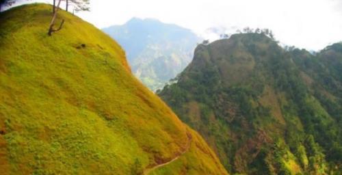 gunung kabunian