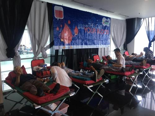 Donor Darah MNC Peduli
