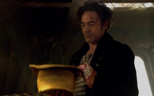Robert Downey Jr. sebagai Dolittle