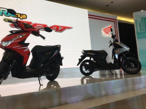 Honda all new BeAt