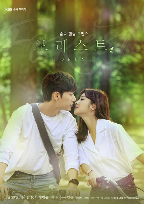 Poster drama Forest. (Foto: KBS2)