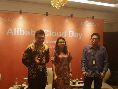 Perusahaan teknologi Alibaba Cloud menyambut hangat rencana pemindahan Ibu Kota baru ke Kalimantan Timur.